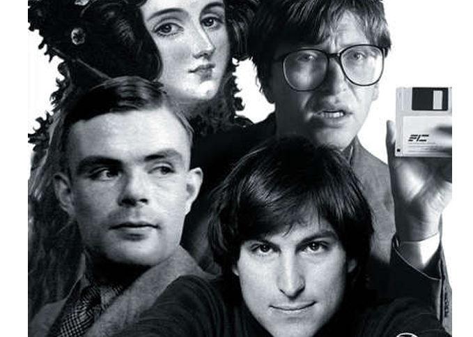 Электронная и аудиокнига Уолтера Айзексона: Инноваторы. Как несколько гениев, хакеров и гиков совершили цифровую революцию: истории об Алане Тьюринге, Билле Гейтсе, Стиве Возняке, Стиве Джобсе и Ларри Пейдже.